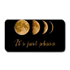 Moon phases  Medium Bar Mats