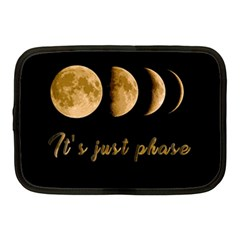 Moon phases  Netbook Case (Medium)