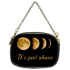 Moon phases  Chain Purses (Two Sides)