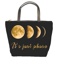 Moon phases  Bucket Bags
