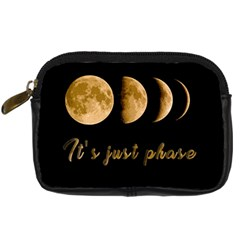 Moon phases  Digital Camera Cases