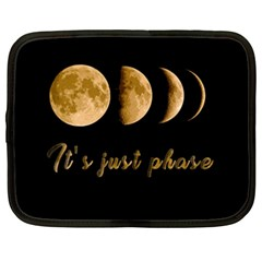 Moon phases  Netbook Case (XXL)