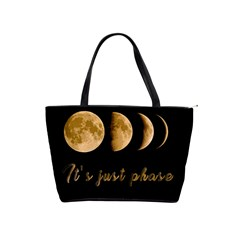 Moon phases  Shoulder Handbags