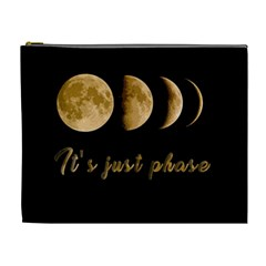 Moon phases  Cosmetic Bag (XL)