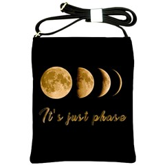 Moon phases  Shoulder Sling Bags