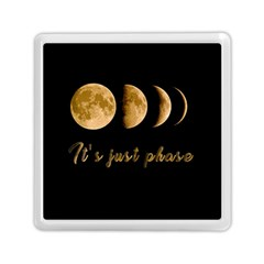 Moon phases  Memory Card Reader (Square)
