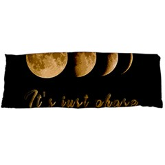 Moon phases  Body Pillow Case Dakimakura (Two Sides)