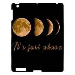 Moon phases  Apple iPad 3/4 Hardshell Case