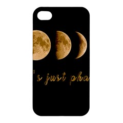 Moon phases  Apple iPhone 4/4S Premium Hardshell Case