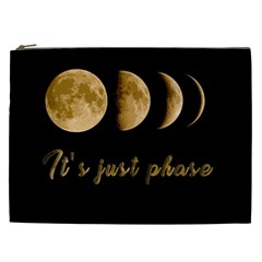 Moon phases  Cosmetic Bag (XXL)