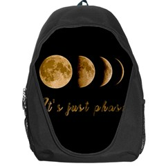 Moon phases  Backpack Bag