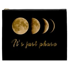 Moon phases  Cosmetic Bag (XXXL)