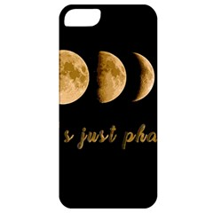 Moon phases  Apple iPhone 5 Classic Hardshell Case