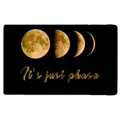 Moon phases  Apple iPad 2 Flip Case