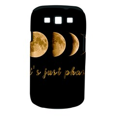 Moon phases  Samsung Galaxy S III Classic Hardshell Case (PC+Silicone)