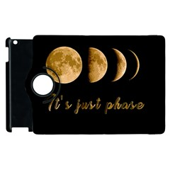 Moon phases  Apple iPad 3/4 Flip 360 Case