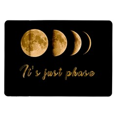 Moon phases  Samsung Galaxy Tab 10.1  P7500 Flip Case