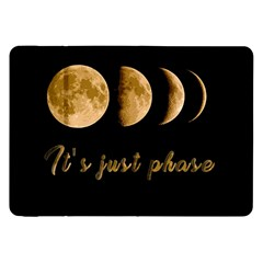 Moon phases  Samsung Galaxy Tab 8.9  P7300 Flip Case