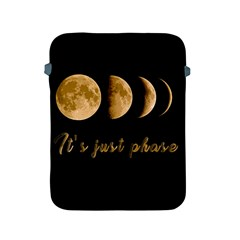 Moon phases  Apple iPad 2/3/4 Protective Soft Cases