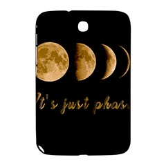 Moon phases  Samsung Galaxy Note 8.0 N5100 Hardshell Case