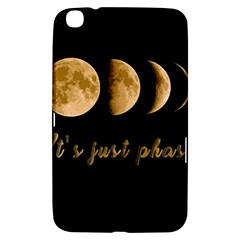 Moon phases  Samsung Galaxy Tab 3 (8 ) T3100 Hardshell Case