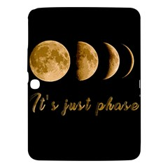 Moon phases  Samsung Galaxy Tab 3 (10.1 ) P5200 Hardshell Case