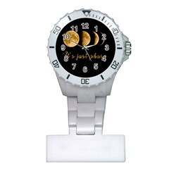 Moon phases  Plastic Nurses Watch