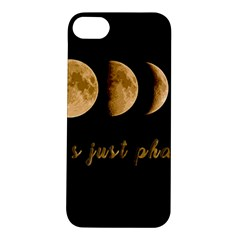 Moon phases  Apple iPhone 5S/ SE Hardshell Case