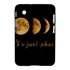 Moon phases  Samsung Galaxy Tab 2 (7 ) P3100 Hardshell Case