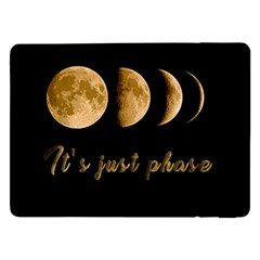 Moon phases  Samsung Galaxy Tab Pro 12.2  Flip Case