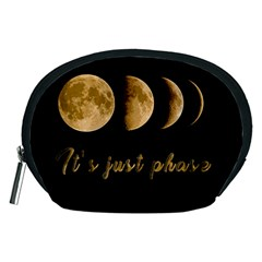 Moon phases  Accessory Pouches (Medium)