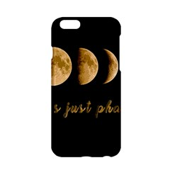 Moon phases  Apple iPhone 6/6S Hardshell Case