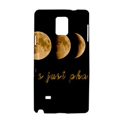 Moon phases  Samsung Galaxy Note 4 Hardshell Case
