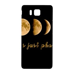 Moon phases  Samsung Galaxy Alpha Hardshell Back Case