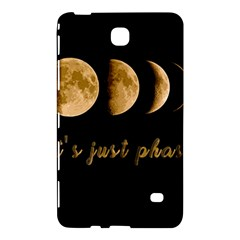 Moon phases  Samsung Galaxy Tab 4 (7 ) Hardshell Case