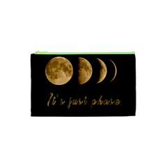 Moon phases  Cosmetic Bag (XS)