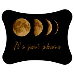 Moon phases  Jigsaw Puzzle Photo Stand (Bow)