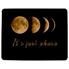 Moon phases  Jigsaw Puzzle Photo Stand (Rectangular)