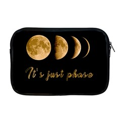 Moon phases  Apple MacBook Pro 17  Zipper Case