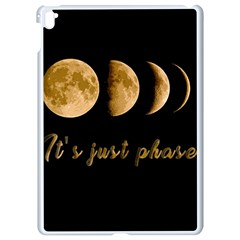 Moon phases  Apple iPad Pro 9.7   White Seamless Case