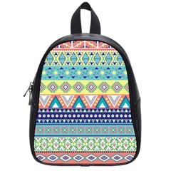 Tribal Print School Bags (small)
