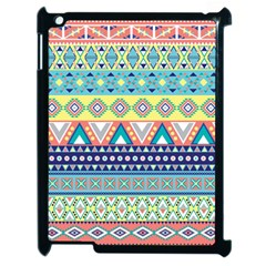 Tribal Print Apple iPad 2 Case (Black)
