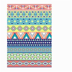Tribal Print Large Garden Flag (two Sides)