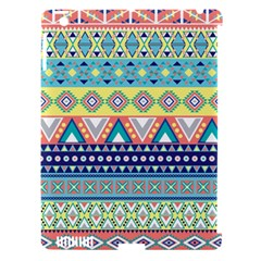 Tribal Print Apple Ipad 3/4 Hardshell Case (compatible With Smart Cover)