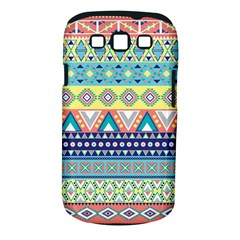 Tribal Print Samsung Galaxy S III Classic Hardshell Case (PC+Silicone)