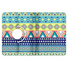 Tribal Print Kindle Fire HDX Flip 360 Case