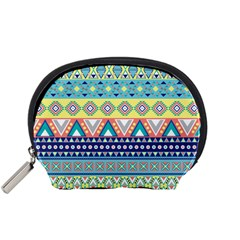 Tribal Print Accessory Pouches (small)