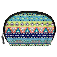 Tribal Print Accessory Pouches (Large)