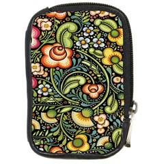 Bohemia Floral Pattern Compact Camera Cases