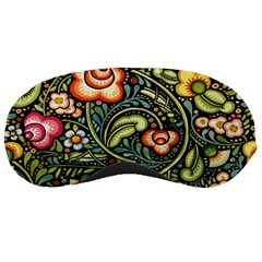 Bohemia Floral Pattern Sleeping Masks